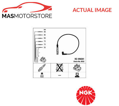 0932 Ngk Ignition Cable Set Leads Kit P New Oe Replacement