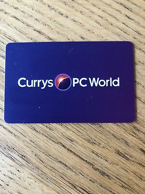 Currys PC World £100 Gift Card Gift Voucher
