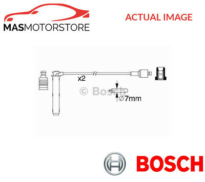 0 986 357 154 Bosch Ignition Cable Set Leads Kit G New Oe Replacement