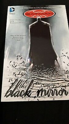 Batman: The Black Mirror TPB by Scott Snyder - DC Graphic Novel