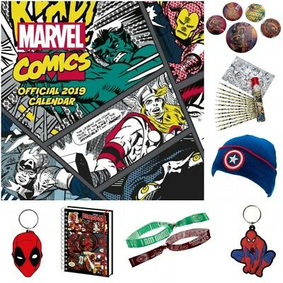 Marvel Superheroes Merchandise - Souvenirs Gifts Christmas Presents Comics Mcu