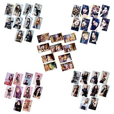 Lot of & Kpop TWICE YES or YES HD Waterproof Photo Card Crystal Card Sticker New