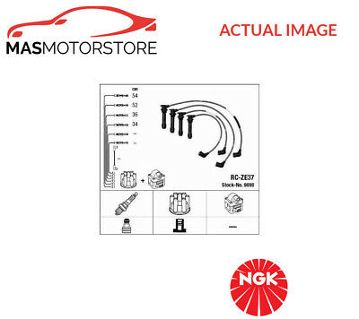 9898 Ngk Ignition Cable Set Leads Kit P New Oe Replacement