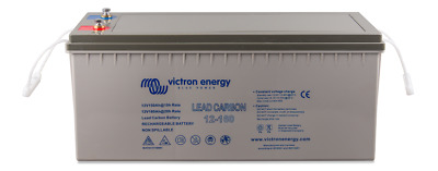 Victron Energy Lead Carbon Batterie 12V 160Ah (M8) - BAT612116081