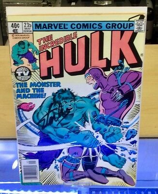 The Incredible Hulk Issue 235 (1979) Comic - Signed By Stan Lee - With Poa