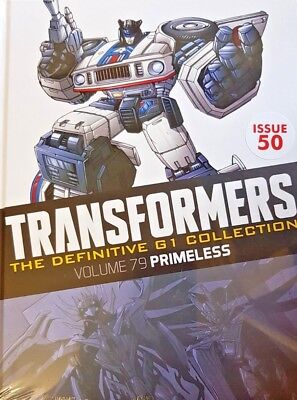 Transformers  Def.  G1 Collection = # 50 = Vol 79 = Primeless