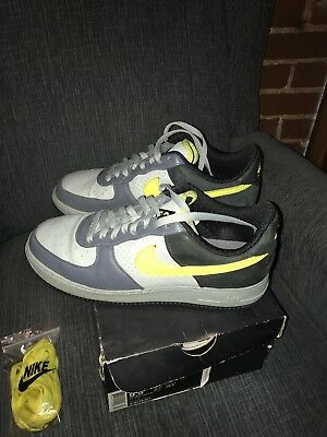 sports shoes 47ae8 7ede3 USED Nike Air Force 1 Sz 9.5 Premium ACG Wildwood Supreme 2008