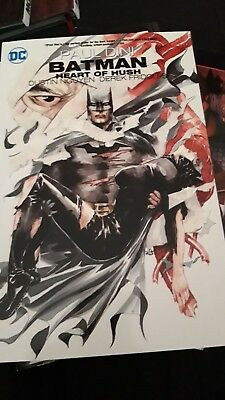 Batman - Heart Of Hush TPB by Paul Dini - DC Comics Graphic Novel