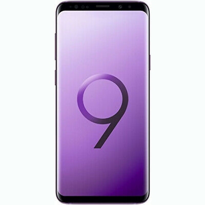 """Samsung Galaxy S9 lilac purple 64GB LTE Android Smartphone 5,8"""" Display 12MPX"""
