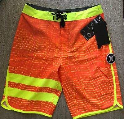 NWT!! Boys Hurley Phantom Board Shorts -size 16/28