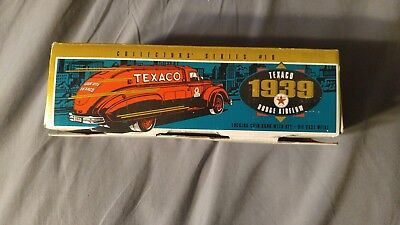 Ertl Texaco 1939 Dodge Air- Flow Tanker Die-Cast Metal Bank