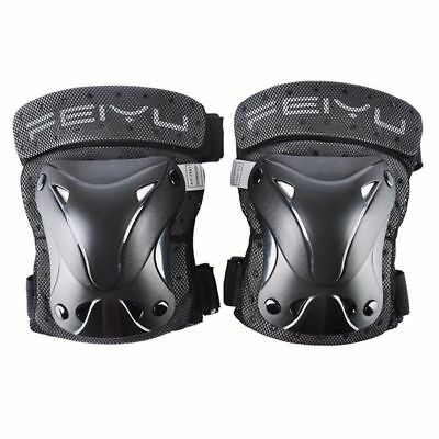 4 Piece Skate Racing Protection KIT Elbow Pads Knee Pads