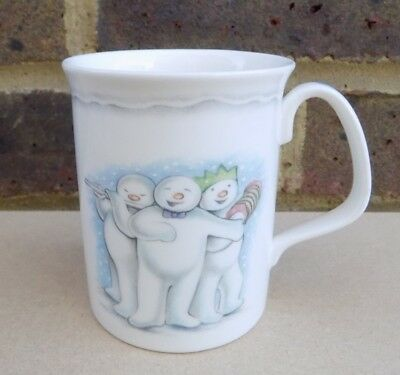 ROYAL DOULTON The Snowman Snowman Band Mug