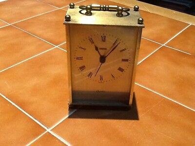 Vintage Smiths Carriage Clock