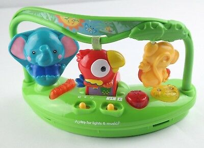 Fisher Price Rainforest Jumperoo Replacement Part Jump Light Up Music Toy