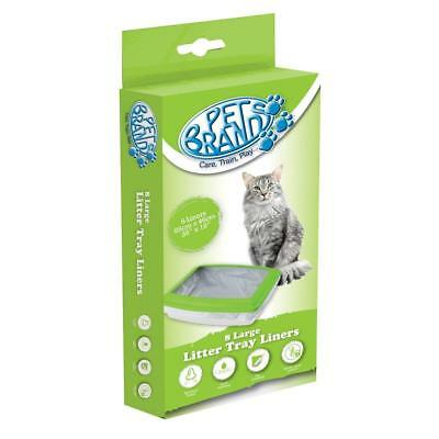 Cat Litter Liners Large 8 Pack RETURNS