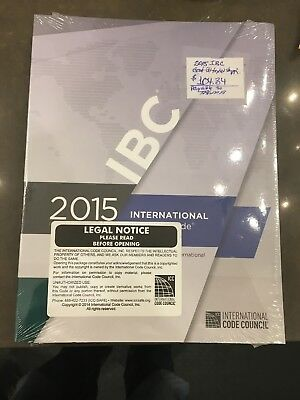 2015 International Building Code (IBC) by ICC (On CD)
