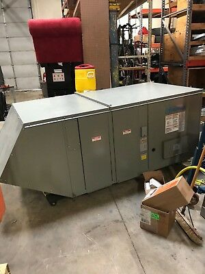 2016 Greenheck Makeup Air Unit With Power Vented Furnace