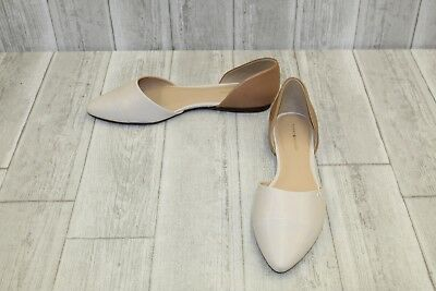 ae33fee52635dc TOMMY HILFIGER WOMEN S Naree3 Leather Flat Shoe -  46.87