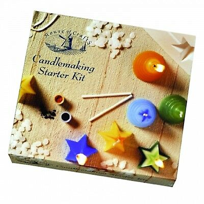 Candle Making Starter Craft Kit by House of Crafts HC220 Idea for a perfect gift