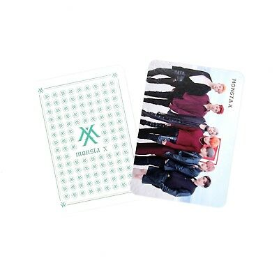 [MONSTA X] Take.1 'ARE YOU THERE?' Album Official Group Photocard - 1