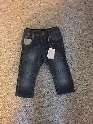 BNWT Mothercare Boys Jeans 12-18 Months