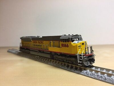 Overland Omi BRASS N scale Union Pacific UP SD9043AC #8066 Locomotive