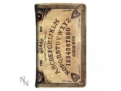 Spirit Board Purse 14cm Nemesis Now Wallet Witch Gothic Ouija Wicca Xmas gift