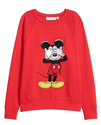 cheap for discount 66c59 16a12 Sweat-shirt-rouge-femme-Disney-Mickey-taille.jpg