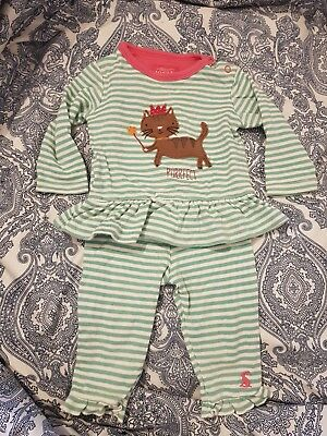 Joules 3-6 months girls