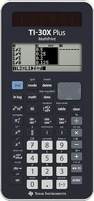 Texas Instruments Ti 30 X Plus Mathprint Schulrechner  OVP