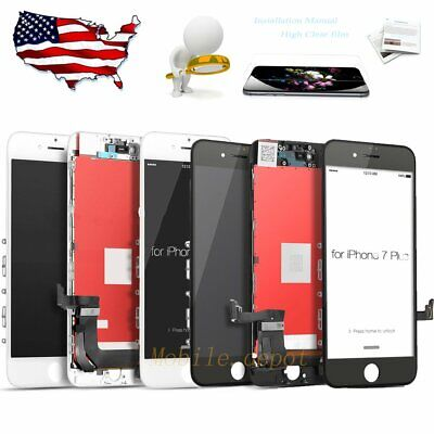 OEM Apple iPhone 7 Plus 7P Screen Replacement LCD Display Touch Digitizer Screen