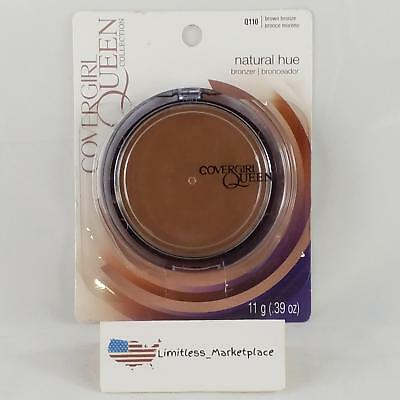 COVERGIRL Queen Natural Hue Mineral Bronzer Q110 Brown Bronze, .39 oz