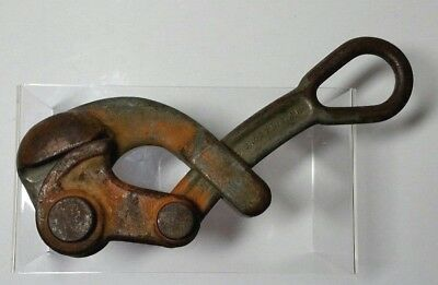 Vtg M Klein & Sons Tools USA No.1604-20 Wire Cable Rope Puller Tensioner Cast