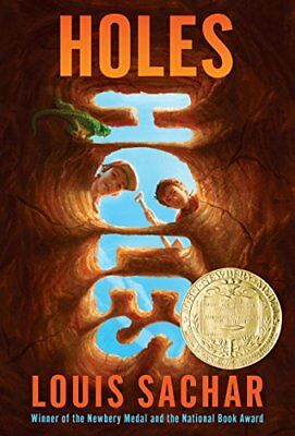 NEW - Holes by Louis Sachar