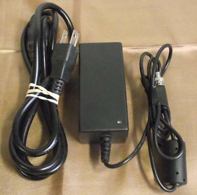 Genuine Datavideo Power Supply with lock collar  for TLM-702, TLM-404, ITC-100