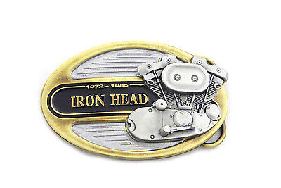 Ironhead Belt Buckle for All Harley Lovers!