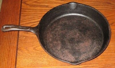 Wagner's Cast Iron P 11 3/4 Inch Skillet Made In U.s.a.