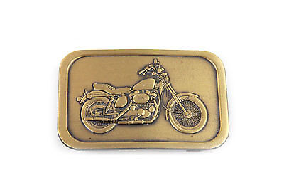 Ironhead XLH Electric Start Style Belt Buckle for All Harley Lovers!