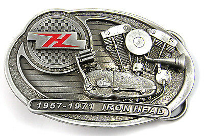 XLCH 1957 Sportster Belt Buckle for All Harley Lovers!