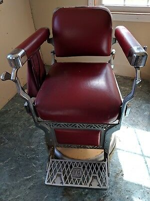 Koken 1960 Barber Chair