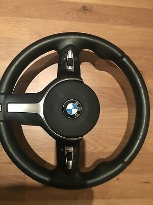 Bmw F20,F21,F22,F30,1,2,3,4 M Sport Steering Wheel