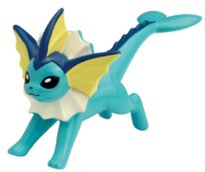 "Pokemon "" Eevee Friends Collection ""  Vaporeon  mini Figure Japan pocket monster"