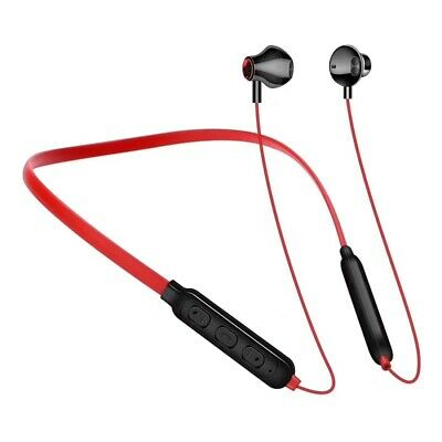 Sports Neckband Wireless Earphones Bluetooth 4.2 Stereo Headphones Headsets
