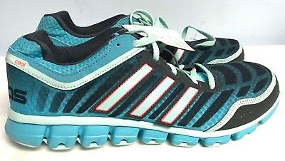 3f498d6254d5 Adidas ClimaCool Aerate 2 Green Blue Women s Running Shoes Size 11 US
