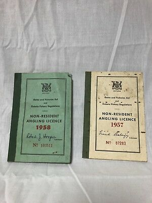 Images of ontario fishing license for non residents