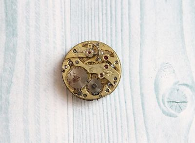 JUNGHANS 80 Movement from a Wristwatch for Repair or for Spare Parts non-working