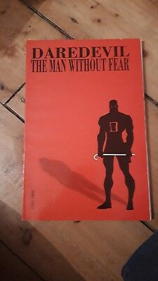 Daredevil - The Man Without Fear TPB - Frank Miller - Marvel Graphic Novel