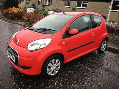 Citroen C1 - 59 Plate - 99,200 miles - 12 months MOT - FSH - 2 Owners from new