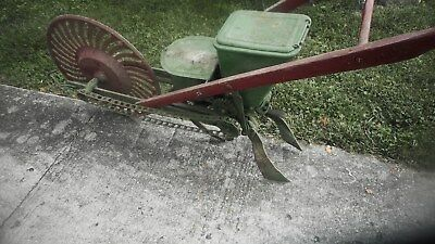 Antique Horse Drawn Corn Planter-1920's- Great condition